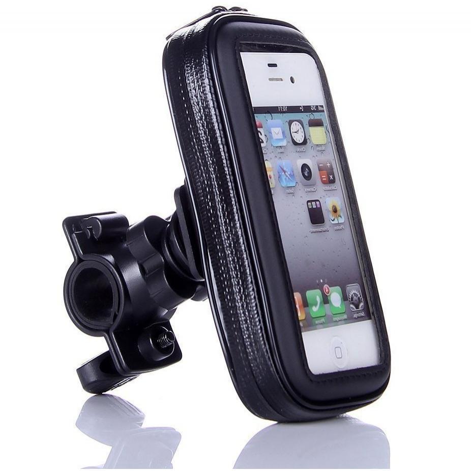 Custodia Impermeabile per Smartphone da Bici fino a 5 pollici