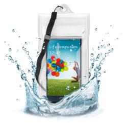 Custodia Impermeabile per Smartphone fino a 5''