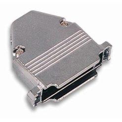 Custodia per D-Sub in Metallo 9 poli 8,9 mm