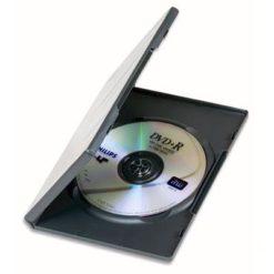Custodia per DVD/CD BOX  Nero