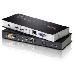 Estensore KVM USB VGA con audio, RS-232 e Deskew 300m, CE770