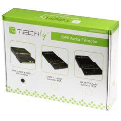 Estrattore Audio HDMI SPDIF+RCA R/L