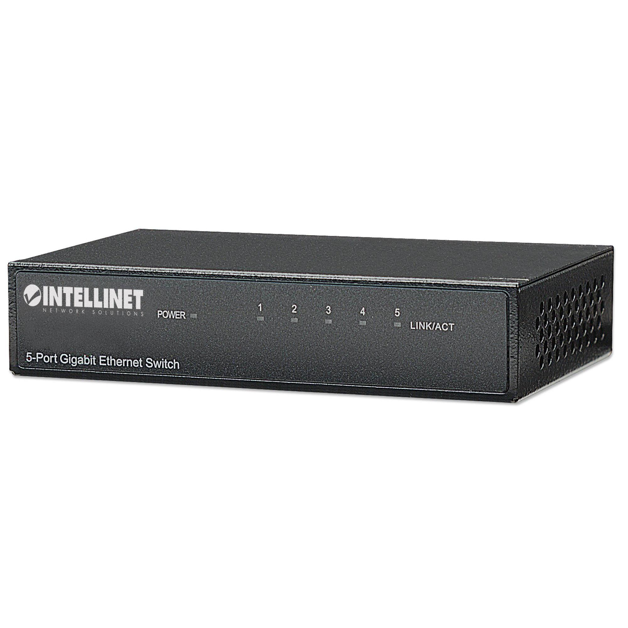 Ethernet Switch Gigabit 5 porte