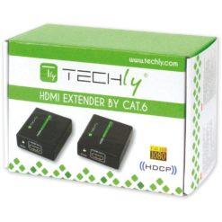 Extender HDMI Full HD 3D su cavo Cat. 5E/6/6A/7 fino 60 metri