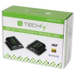 Extender Splitter HDMI con IR su Cavo Cat. 6 fino a 60m
