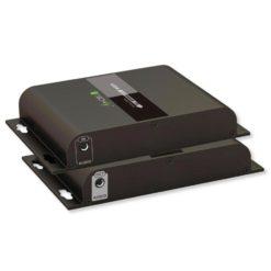 Extender VGA HDbitT con Audio su Cavo Cat.6 fino a 120m