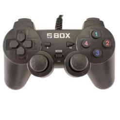Joypad USB per PC e Playstation 3 in 1 Nero