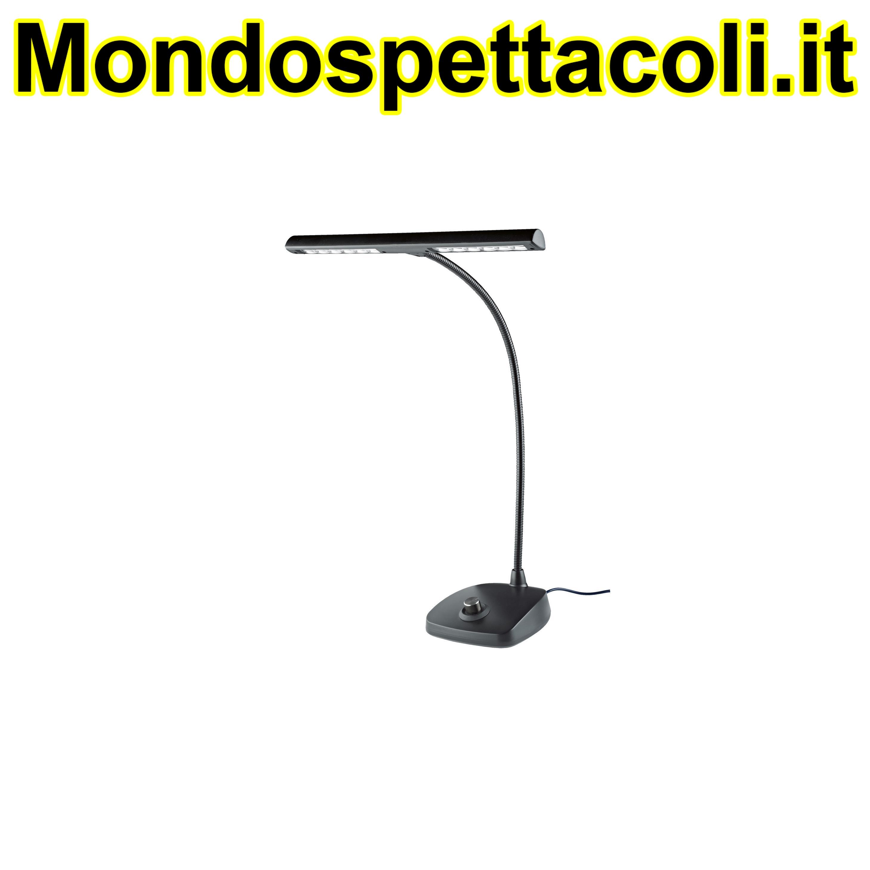 K&M LED piano lamp 12298-000-55
