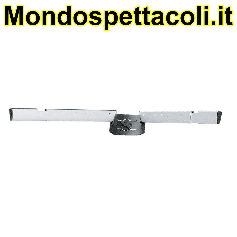 K&M anodized aluminum Support arm set A 18865-000-30