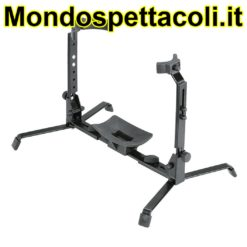 K&M black Baritone stand 14941-000-55