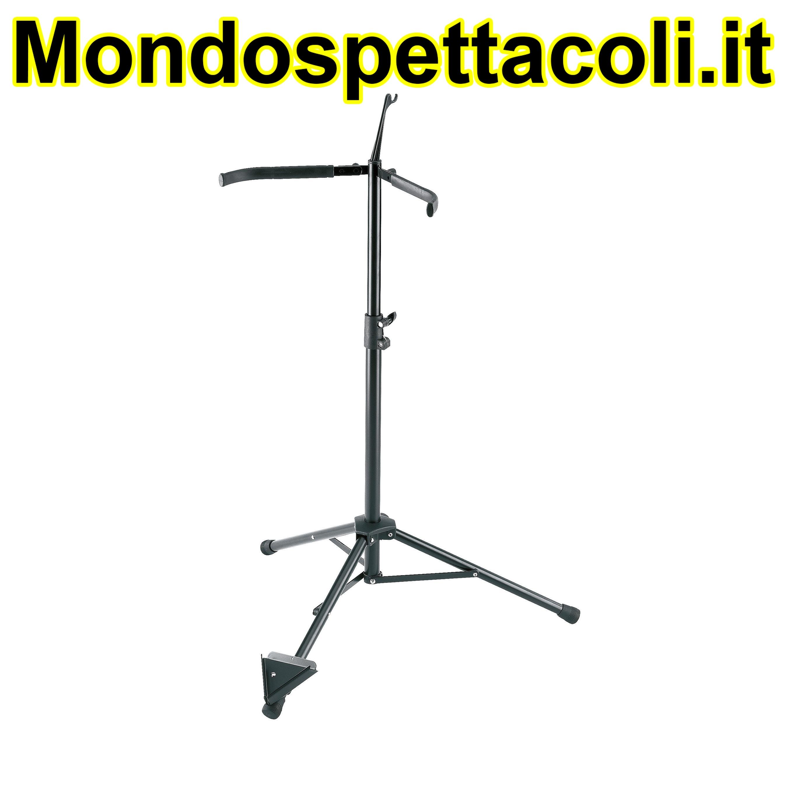 K&M black Cello stand 14110-011-55