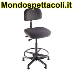 K&M black Chair for Kettledrums and Conductorís 13480-000-55