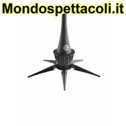 K&M black Clarinet stand 15229-000-55
