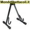 K&M black E-guitar stand 17540-013-55