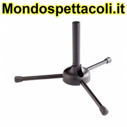 K&M black Flute stand 15230-017-55