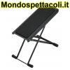 K&M black Footrest 14670-014-55