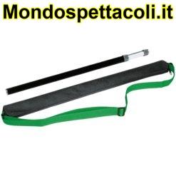 K&M black Microphone Fishing Pole 23750-000-55