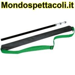 K&M black Microphone Fishing Pole 23760-000-55