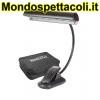 K&M black Music stand light Mighty Bright - Encore Light 85675-000-55