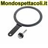 K&M black Mute holder ring 15915-000-55