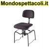 K&M black Orchestra chair 13440-000-55