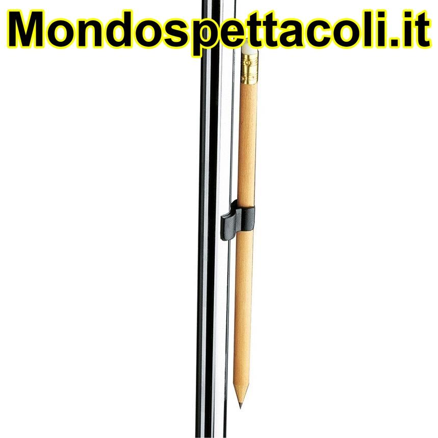 K&M black Pencil holder 16092-000-55