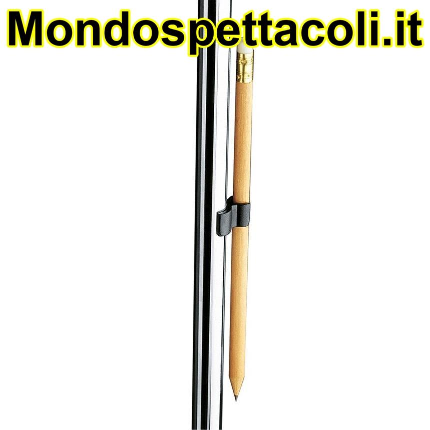 K&M black Pencil holder 16096-000-55