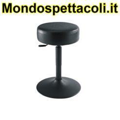 K&M black Piano stool 14092-017-55