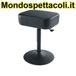 K&M black Piano stool 14093-017-55