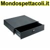 K&M black Rackmount storage 49122-072-55