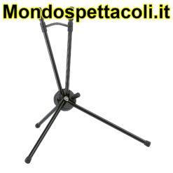 K&M black Saxophone stand Saxxy 14350-000-55
