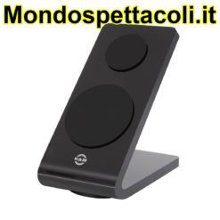 K&M black Smartphone stand 19850-000-55