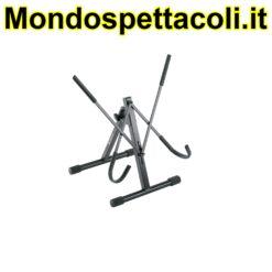 K&M black Sousaphone stand 14930-011-55