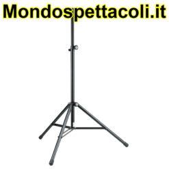 K&M black Speaker stand 21460-009-55
