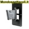K&M black Speaker wall mount 24481-000-55