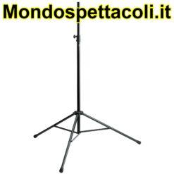 K&M black Speaker/Monitor stand 21420-000-55