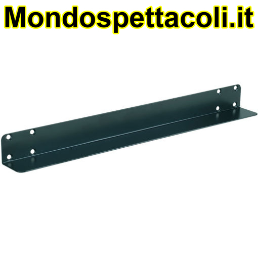 K&M black Support bracket 28680-000-55