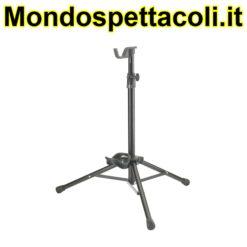 K&M black Tenor horn stand 14920-012-55