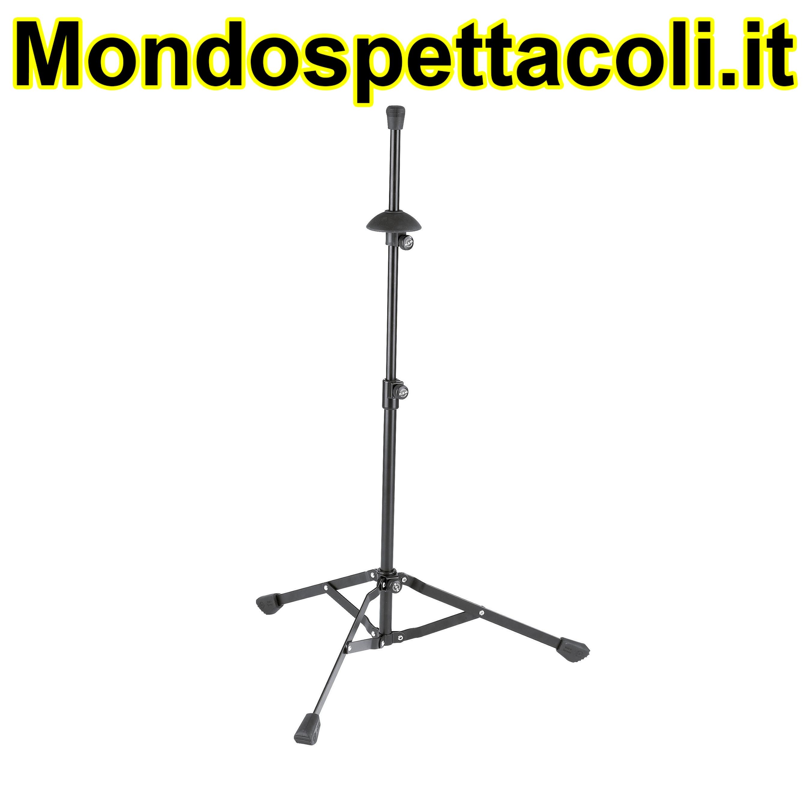 K&M black Trombone stand 14990-000-55