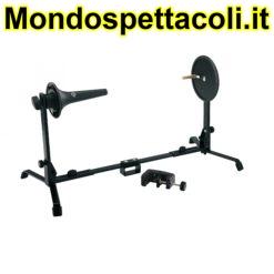 K&M black Trumpet work station 50500-000-55