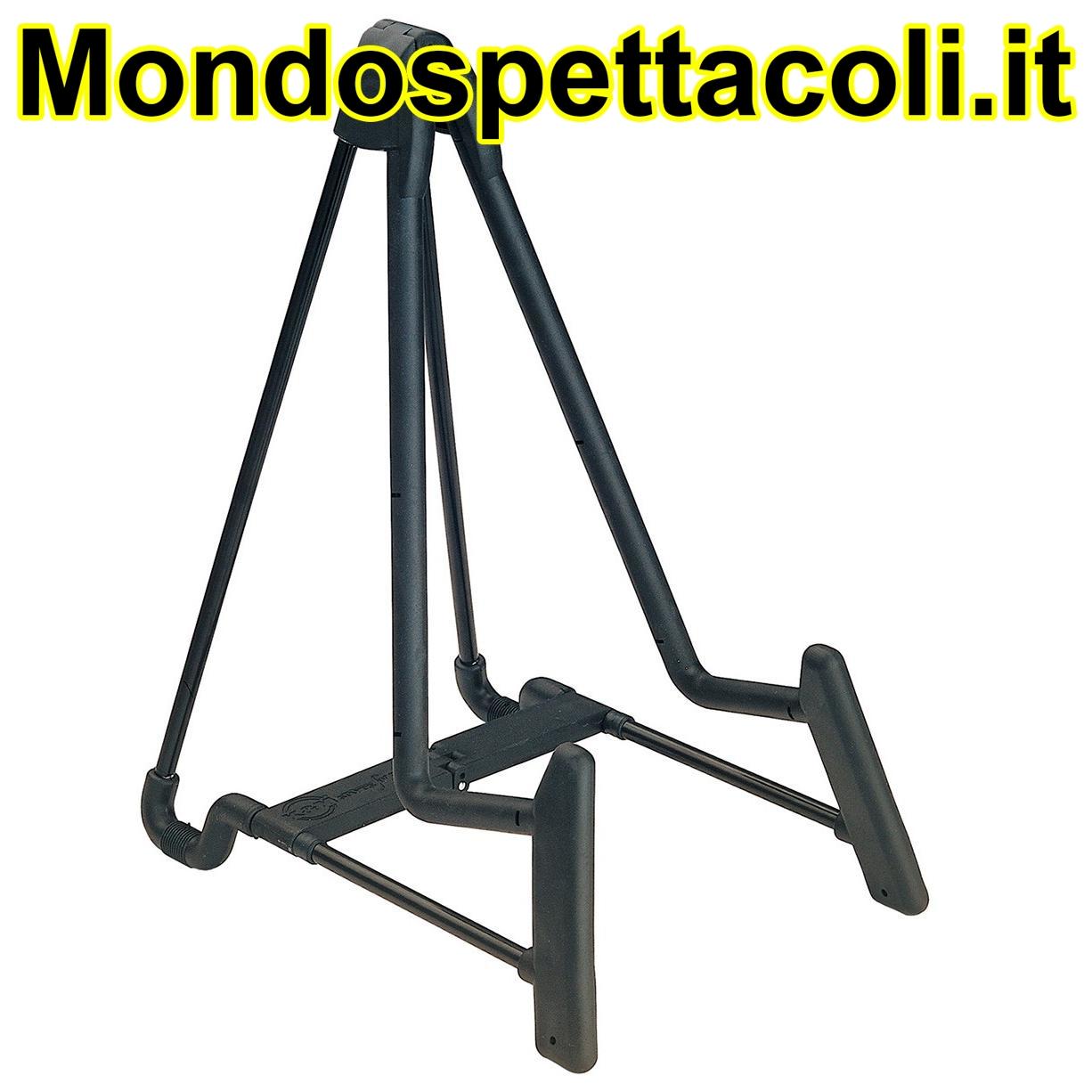 K&M black Violin stand 15520-000-55