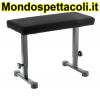 K&M black fabric Piano bench 14086-000-55