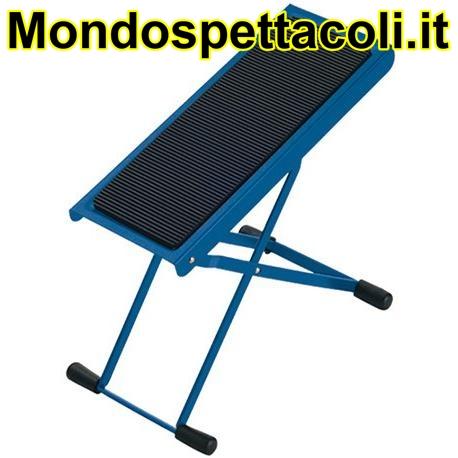 K&M blue Footrest 14670-014-54