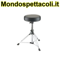 K&M chrome Drummerís throne Grande 14030-000-02