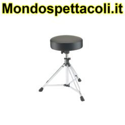 K&M chrome Drummerís throne Picco 14020-000-02