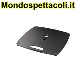 K&M structured black Base plate 26704-000-56