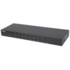 KVM Switch 16 porte combo USB + PS/2, OSD