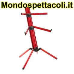 Keyboard stand Spider Pro - red 18860-000-36