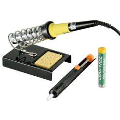 Kit per Saldatura 4 pezzi, con Stagnatore 30 Watt