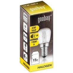 Lampada E14 per Elettrodomestici 15W, 50Lm, Classe E